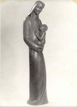 La Vierge Moderne