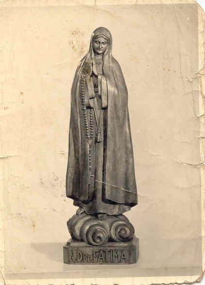 Statue ND Fatima